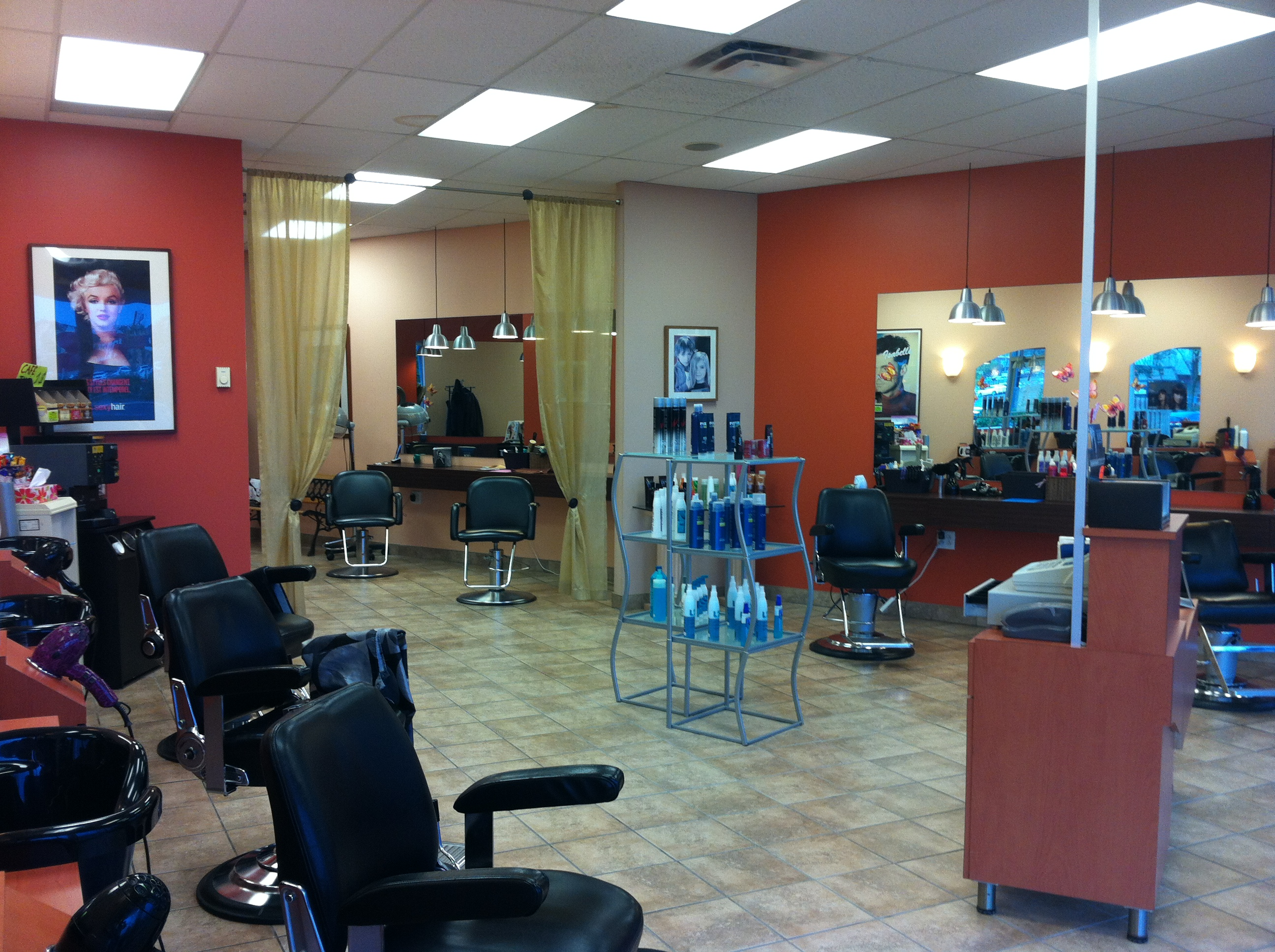 Emejing Salon Coiffure Longueuil Photos - Awesome Interior Home - satellite-delight.us